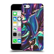 Official Djuno Tomsni Abstract Electric Relaxation Hard Back Case For Apple Iphone 5C