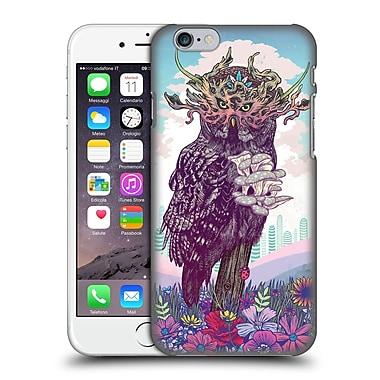 Official Mat Miller Birds Journeying Spirit Owl Hard Back Case For Apple Iphone 6 / 6S
