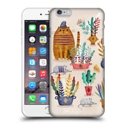 Official Oilikki Animals Mouse And Cat Hard Back Case For Apple Iphone 6 Plus / 6S Plus