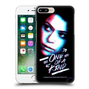 Official Orphan Black One Of A Kind Sarah Manning Hard Back Case For Apple Iphone 7 Plus