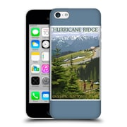 Official Lantern Press National Park Hurricane Ridge Hard Back Case For Apple Iphone 5C