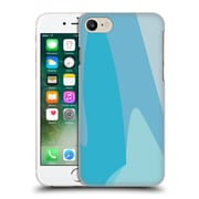 Official Magdalena Hristova Clean Lines 2 Blue 4 Hard Back Case For Apple Iphone 7