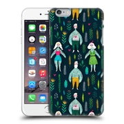 Official Oilikki Patterns Tattoed Guys Hard Back Case For Apple Iphone 6 Plus / 6S Plus