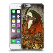 Official Myles Pinkney Art Treasure Dragon Hard Back Case For Apple Iphone 6 / 6S