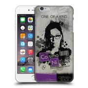 Official Orphan Black Posters Cosima Hard Back Case For Apple Iphone 6 Plus / 6S Plus