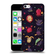 Official Oilikki Animal Patterns Zodiac Hard Back Case For Apple Iphone 5C