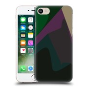 Official Magdalena Hristova Clean Lines 3 Dark Green 4 Hard Back Case For Apple Iphone 7
