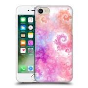 Official Eli Vokounova Fractal Art Cotton Candy Hard Back Case For Apple Iphone 7