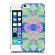 Official Amy Sia Kaleidoscope Chroma Blue Hard Back Case For Apple Iphone 5 / 5S / Se