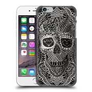 Official Ali Gulec The Message Lace Skull Hard Back Case For Apple Iphone 6 / 6S
