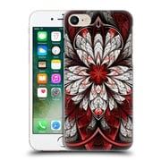 Official Eli Vokounova Fractal Art Bleeding Hard Back Case For Apple Iphone 7