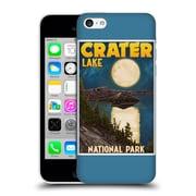 Official Lantern Press National Park Crater Lake Hard Back Case For Apple Iphone 5C