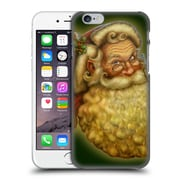 Official Myles Pinkney Art Santa Hard Back Case For Apple Iphone 6 / 6S