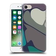 Official Magdalena Hristova Clean Lines 2 Teal 3 Hard Back Case For Apple Iphone 7