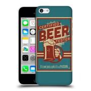 Official Lantern Press Man Cave Beer Tester Hard Back Case For Apple Iphone 5C