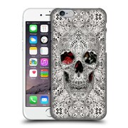 Official Ali Gulec The Message Lace Skull Light Hard Back Case For Apple Iphone 6 / 6S
