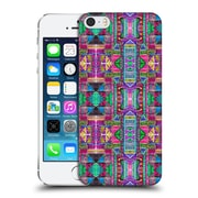 Official Amy Sia Tribal Patchwork Pink Hard Back Case For Apple Iphone 5 / 5S / Se