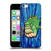 Official Drew Brophy Surf Art 2 Wormy And Stan Hard Back Case For Apple Iphone 5C