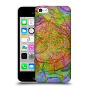 Official Magdalena Hristova Flowers Multicolour Hard Back Case For Apple Iphone 5C