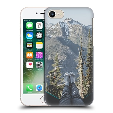 Official Luke Gram Tropical North Cascades I Hard Back Case For Apple Iphone 7