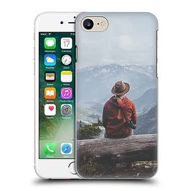 Official Luke Gram Tropical North Cascades Ii Hard Back Case For Apple Iphone 7