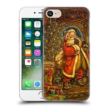 Official Myles Pinkney Art Christmas Presence Hard Back Case For Apple Iphone 7