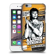 Official Orphan Black #Cloneclub Alison Hendrix Hard Back Case For Apple Iphone 6 / 6S