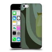 Official Magdalena Hristova Clean Lines 3 Green 9 Hard Back Case For Apple Iphone 5C