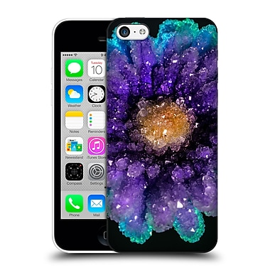 Official Elena Kulikova Blooms Crystallized Flower Hard Back Case For Apple Iphone 5C