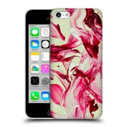 Official Djuno Tomsni Abstract Cherry Blossom Girl Hard Back Case For Apple Iphone 5C