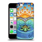 Official Drew Brophy Surf Art 2 Tiny Turtle Hard Back Case For Apple Iphone 5C