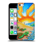 Official Drew Brophy Surf Art 2 Turtle Beach Hard Back Case For Apple Iphone 5C
