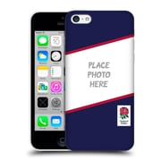 Custom Customised Personalised England Rugby Union 2016/17 Alternate Kit Colors Hard Back Case For Apple Iphone 5C