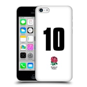 Official England Rugby Union 2016/17 Home Kit Position 10 Hard Back Case For Apple Iphone 5C