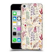 Official Oilikki Patterns Botanical Light Hard Back Case For Apple Iphone 5C
