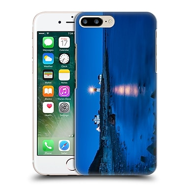Official Michael Blanchette Lighthouses Star Beacon Hard Back Case For Apple Iphone 7 Plus