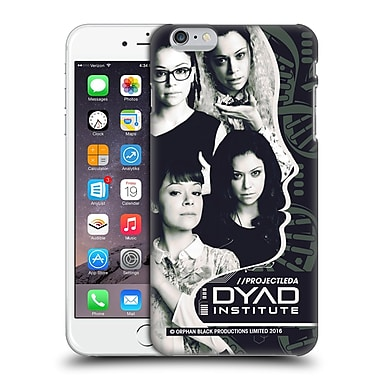 Official Orphan Black Project Leda Dna Face Hard Back Case For Apple Iphone 6 Plus / 6S Plus