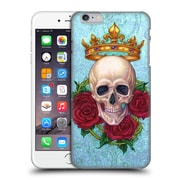 Official Jane Starr Weils Symbols And Ornaments Crown, Skull, And Roses Hard Back Case For Apple Iphone 6 Plus / 6S Plus
