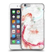 "Official Julien ""Corsac"" Missaire Abstract 4 Marbled Paint Red Grey Hard Back Case For Apple Iphone 6 Plus / 6S Plus"