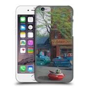Official Eric Joyner Robo Shop Heavy Traffic Hard Back Case For Apple Iphone 6 / 6S