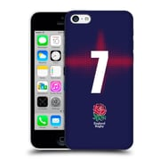 Official England Rugby Union 2016/17 Alternate Kit Position 7 Hard Back Case For Apple Iphone 5C