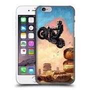 Official Eric Joyner Donuts Dark Rider Again Hard Back Case For Apple Iphone 6 / 6S