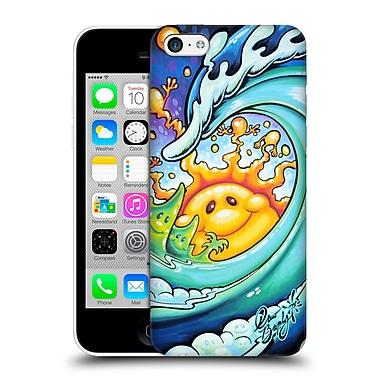 Official Drew Brophy Surf Art Feeling Happy Hard Back Case For Apple Iphone 5C