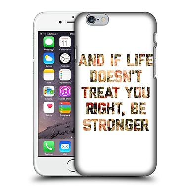 Official Efty Tropical Be Stronger Hard Back Case For Apple Iphone 6 / 6S