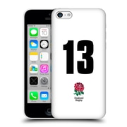 Official England Rugby Union 2016/17 Home Kit Position 13 Hard Back Case For Apple Iphone 5C