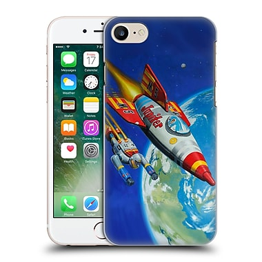 Official Eric Joyner Robo Space Patrol Hard Back Case For Apple Iphone 7