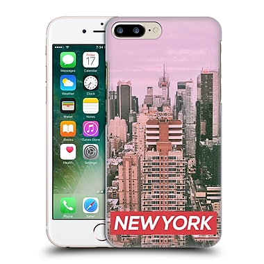 Official Efty Places New York Hard Back Case For Apple Iphone 7 Plus