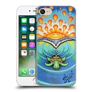 Official Drew Brophy Surf Art 2 Tiny Turtle Hard Back Case For Apple Iphone 7