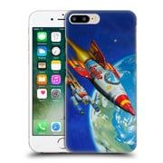 Official Eric Joyner Robo Space Patrol Hard Back Case For Apple Iphone 7 Plus