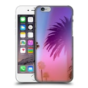 Official Elena Kulikova Tropical Palm Tree Sunset Hard Back Case For Apple Iphone 6 / 6S